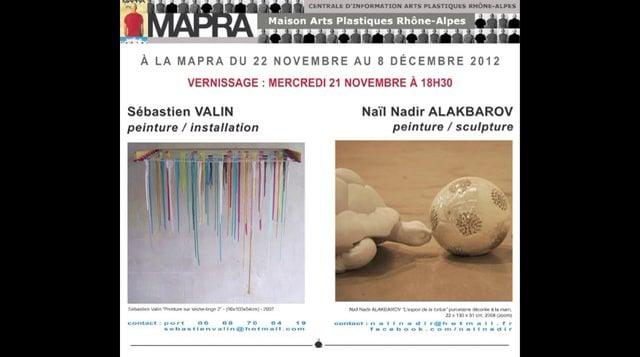 21 novembre Sébastien VALIN et Naïl Nadir ALAKBAROV