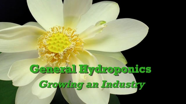 Growing an Industry - the Story of General Hydroponics  trt:10:38