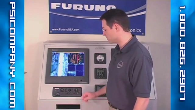 Furuno Navnet 3D Keyboard, and Keypad Layout and Use (Full HD)