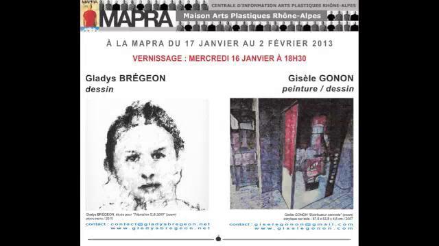 GLADYS BREGEON & GISÈLE GONON