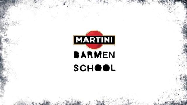 Martini cases: Martini Barmen School