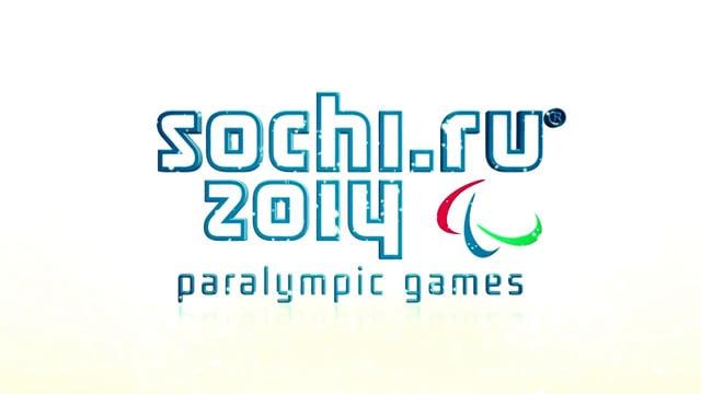 SOCHI 2014 500 days to Paralympic Games - СОЧИ 2014 500 дней до Паралимпийских игр
