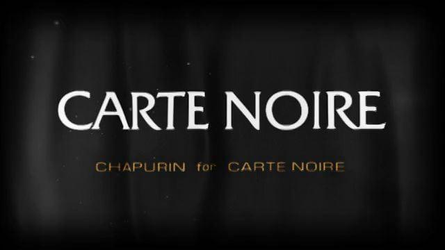 Chapurin for Carte Noir mood video
