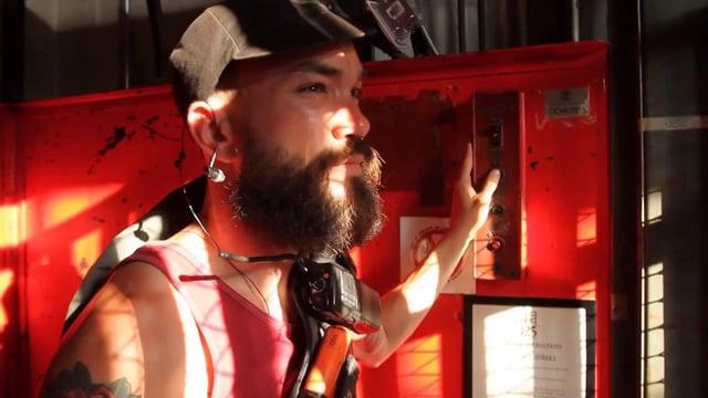 Bike Messenger -  Short Documentary