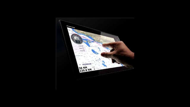 Furuno NavNet TZtouch Touch Screen MFD Chartplotters, Radar,  Fishfinders & Weather (Full HD)