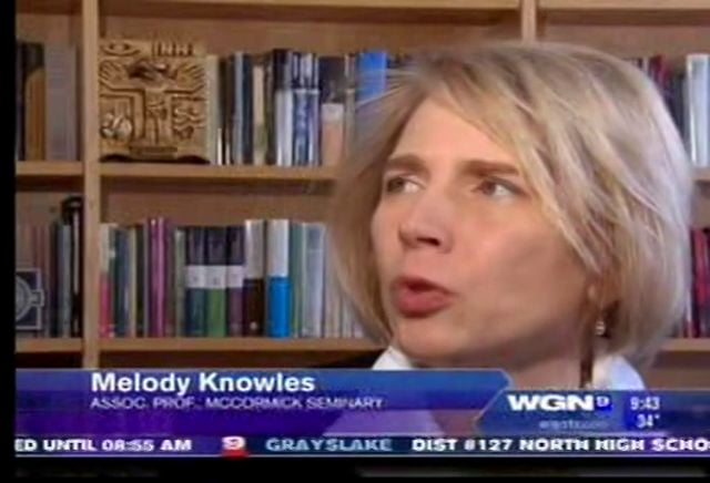 WGN Interview With Melody Knowles