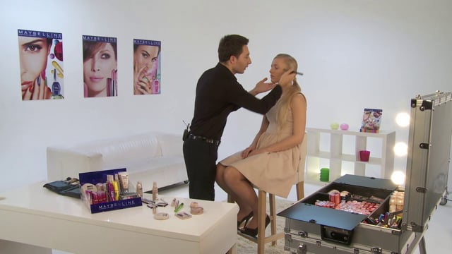 Maybelline New York Make-Up Looks and Tips by Yura Stolyarov, Natural Look
