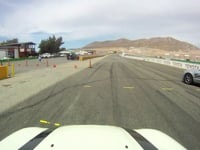 Willow Springs Track Tour, Patrick Redd behind the wheel, 2013