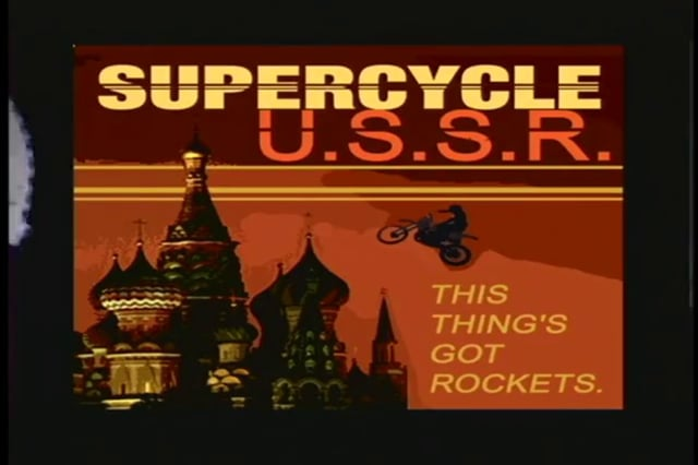 SUPERCYCLE U.S.S.R. - TRAILER