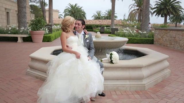 Pelican Hill Newport Beach Armenian Wedding
