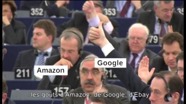 ALTER-EU Data Privacy Video FR
