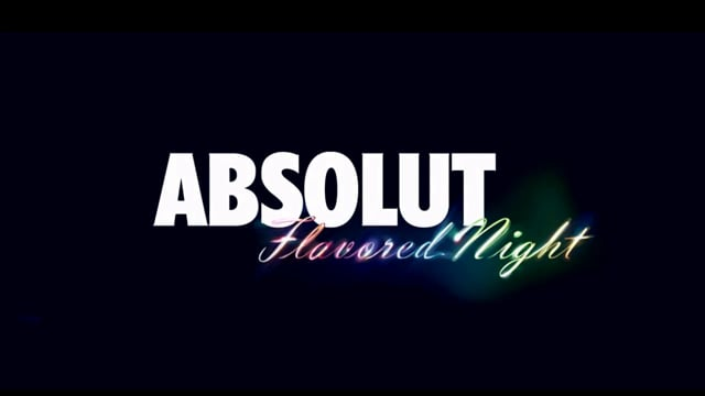 Absolut Flavored Night