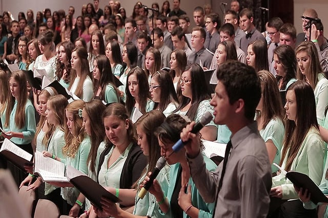 2013 West Coast Youth Conference - Saturday, part 1