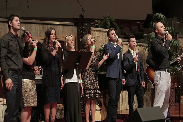2013 West Coast Youth Conference - Saturday, part 2