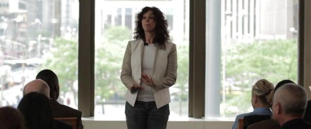 Eileen Benwitt  - Two Minute Talk