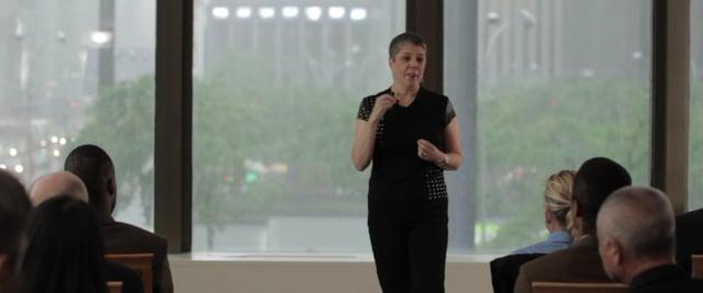 Jennifer Glass  - Two Minute Talk