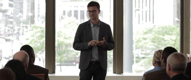 Matt Rotondo  - Two Minute Talk