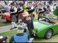 Tartan Surfboard Award, CCBCC Car Show 2012