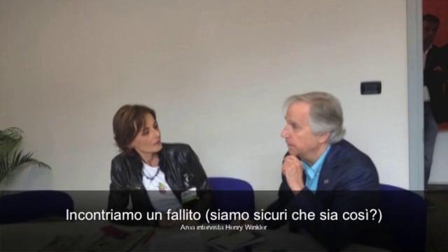 Area Intervista Henry Winkler