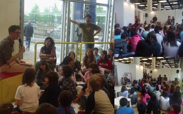 Area al Salone del Libro di Torino 2013