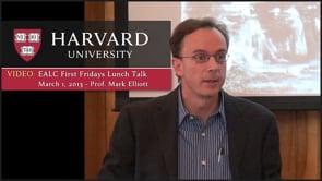 Mark Elliott - March 1, 2013