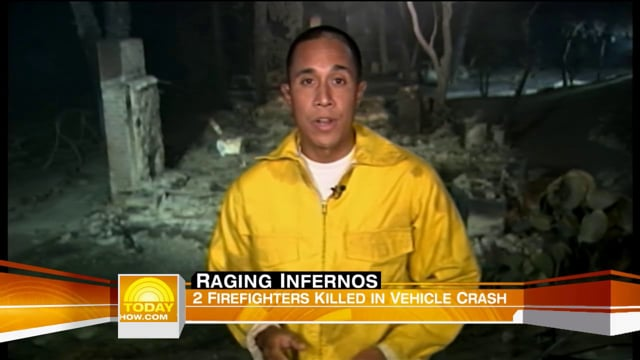 Breaking News: LIVE FIRE COVERAGE