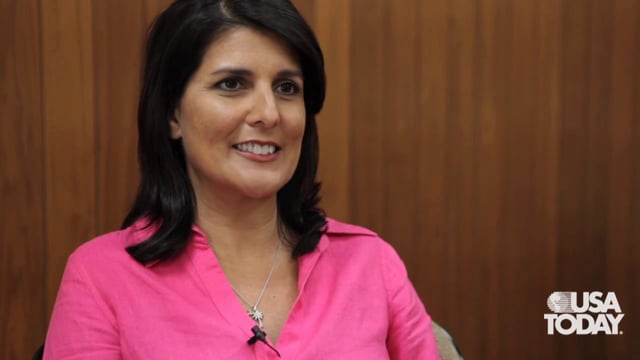 Nikki Haley - Can't is Not an Option