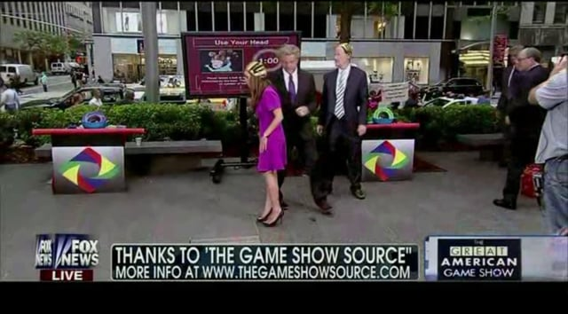 Fox & Friends play In It To Win It by The Game Show Source