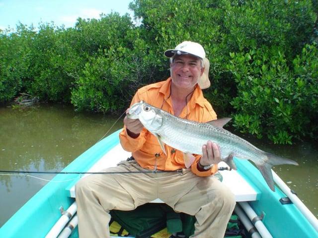 Cancun fly fishing