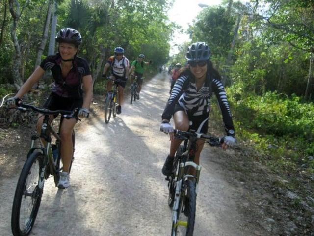 Mountain Bike in Riviera Maya and Cancun