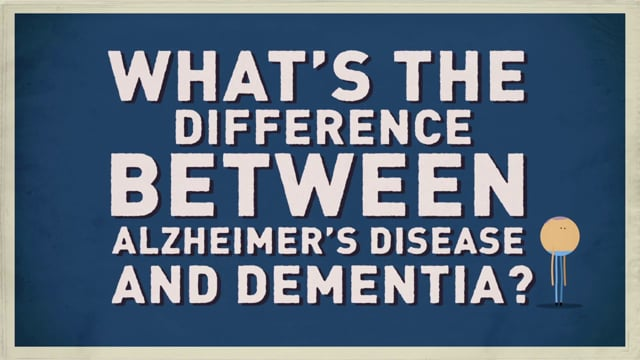 Whats The Difference Between Alzheimer's Disease And Dementia?