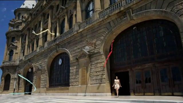 Sofia Essaidi J'croque la vie - clip officiel 1