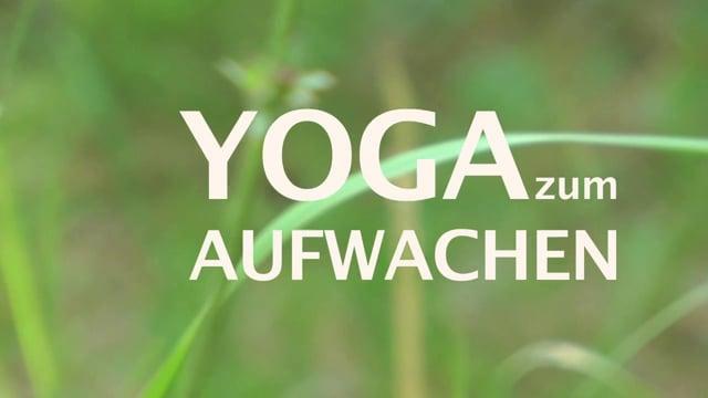 """""""Yoga zum Aufwachen"""" - Trailer (Christian Meyer)"""