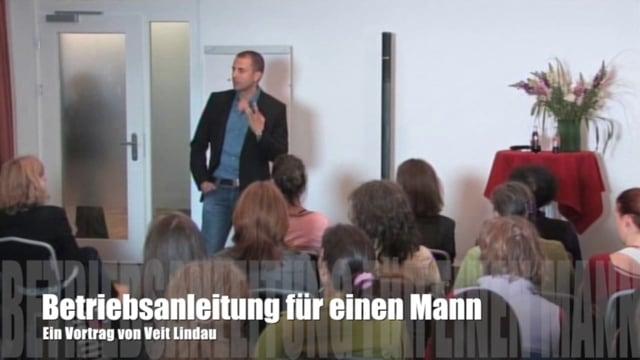 """""""Bedienungsanleitung für einen Mann""""-Trailer (Veit Lindau)"""