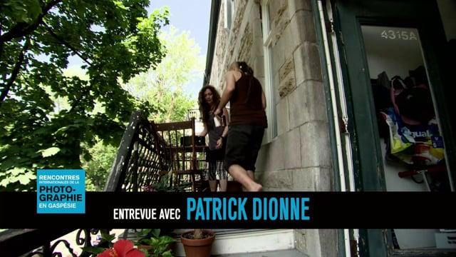Patrick Dionne et Miki Gingras - Entrevue | photogaspesie.ca | édition 2013