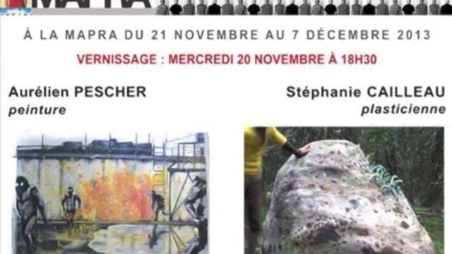 STEPHANIE CAILLEAU & AURÉLIEN PESCHER