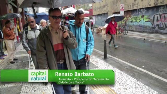 CAPITAL NATURAL T3E09 :: Inspeção das Calçadas