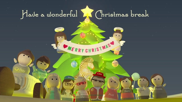 A Holiday Message from PowerfulPoints (2013)