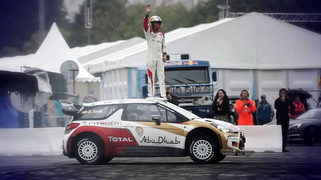 Citroёn Moscow City Racing 2013