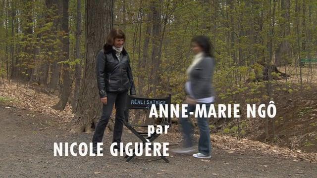 Anne-Marie Ngô par Nicole Giguère