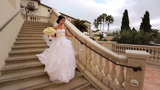 Monarch Beach Resort Persian Wedding