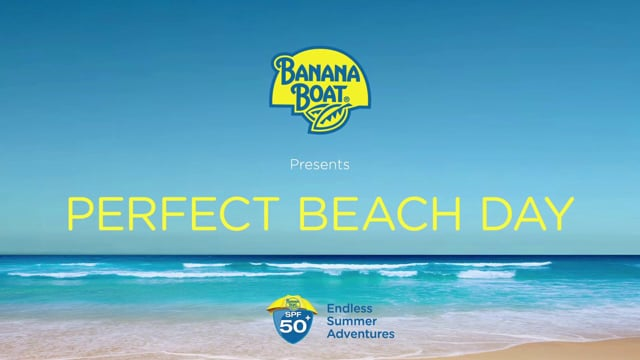 Banana Boat Sunscreen with Shelley Craft