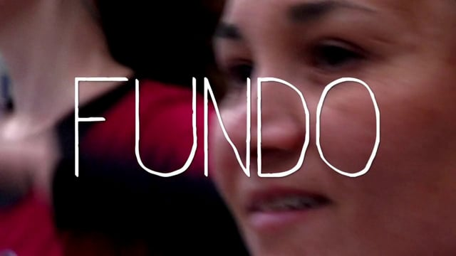Fundo - This is the story of Tricia. She has O.I. and yet plays in the Batala percussion band in DC.