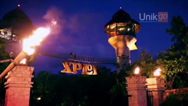 Xplor Fuego Cancun Mexico