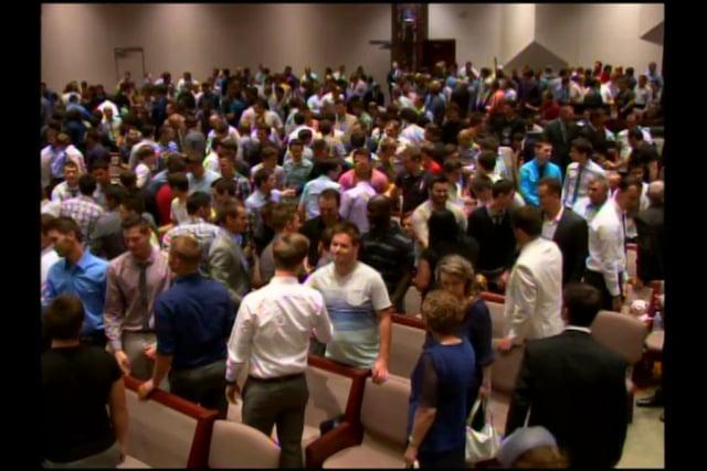 2013 West Coast Youth Conference - Sunday part 1