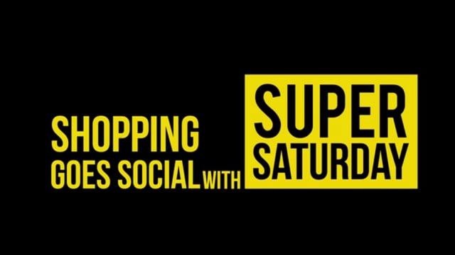 Super Saturday Social Shopping Case Study