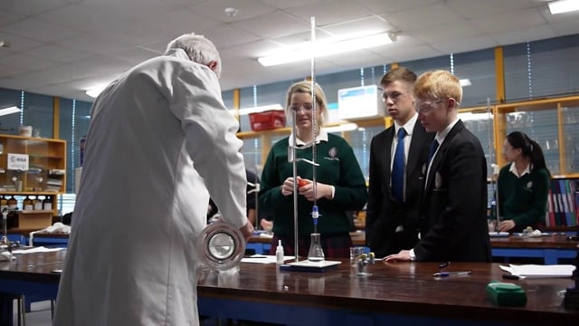 Schooling at St. Columba's College