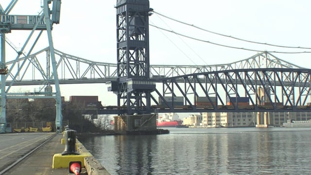 Freight & Passenger Rail Systems on Staten Island