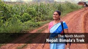Nepal: Bimala's Trek on Vimeo