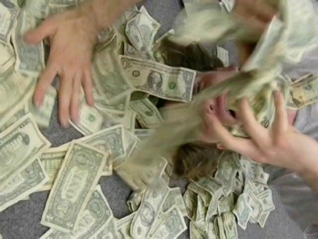 We're in The Money!